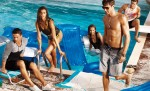 Boardshorts Armani Exchange Summer 2011 Guide To Mens Swimsuits