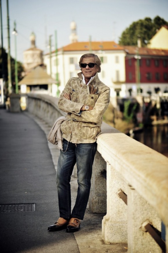 Old Men Aged Jeans Lino Ieluzzi Choosing The Perfect Jeans