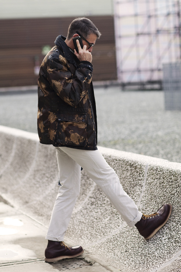 Camo Jackets Men Trend Style Inspiration: Camouflage