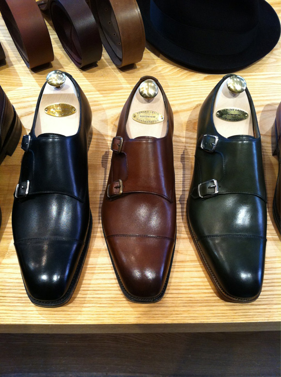 Monk Shoes Style Inspiration Very Classy: Monk Strap