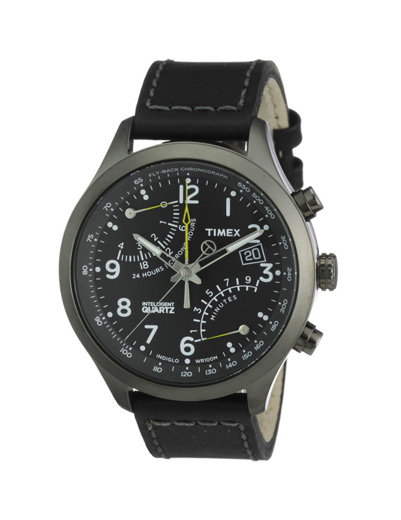 Timex SL Series T2N699 Fly Back 5 Classy Watches Under $250