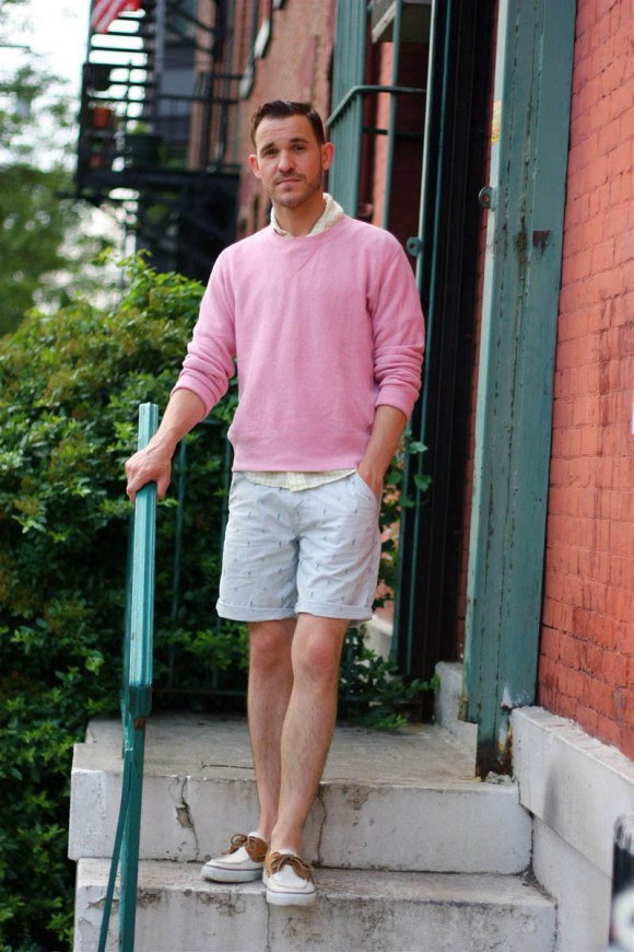 Men Mint Green Shorts How To Wear Shorts The Chic Way
