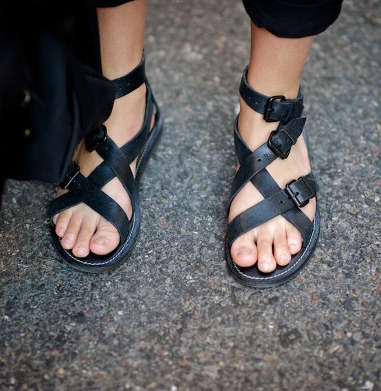 Men Sandals Leather Men Sandals