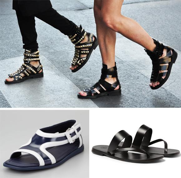 Men Sandals Shoes Max Mayo