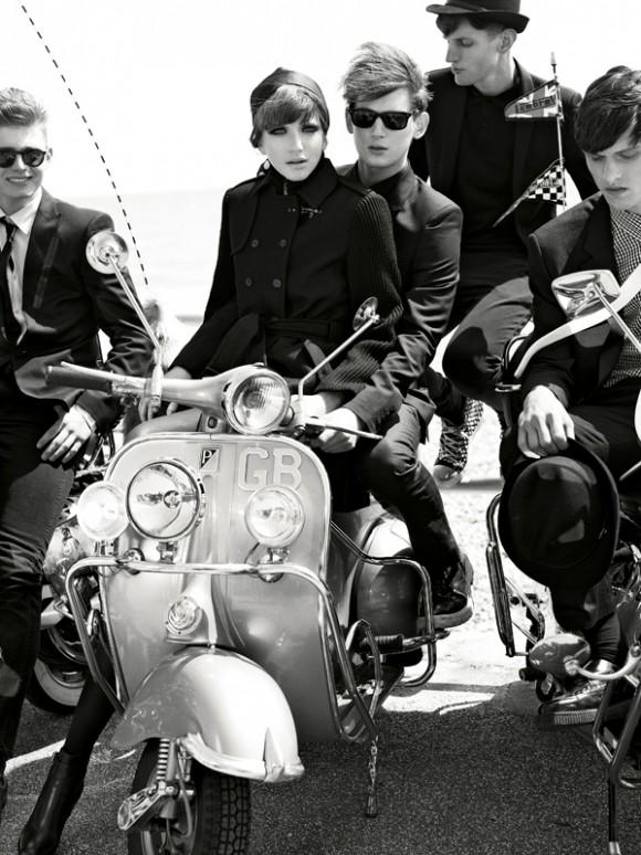 Phil Poynter Mods Vogue Italia 4