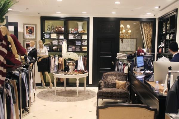 7 Sacoor Brothers Store Interior 600x399 1 Sacoor Brothers Suria KLCC