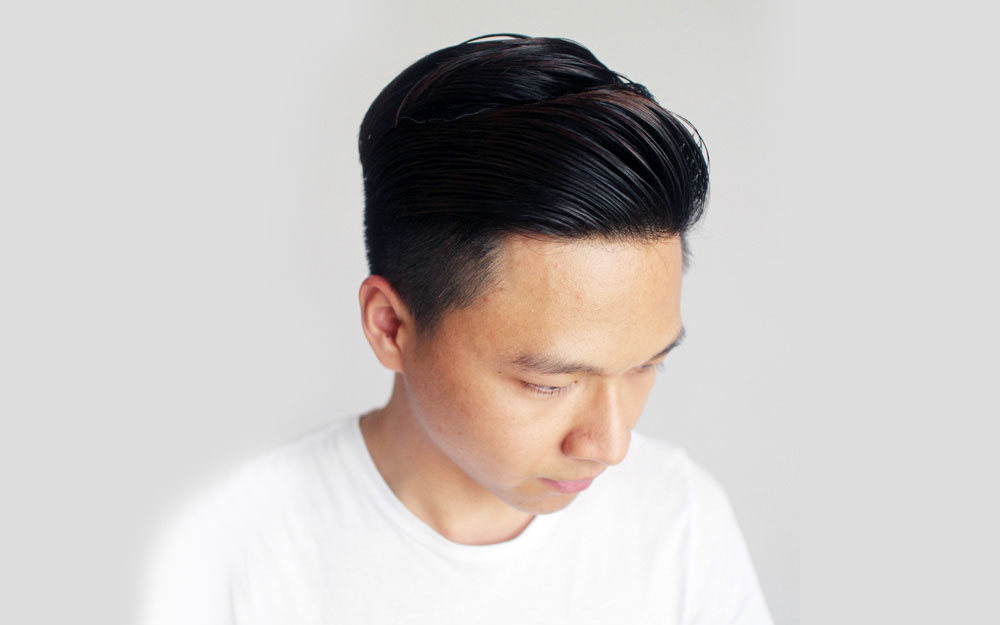 How To Style Slicked Back Undercut How To Style Slicked Back Undercut
