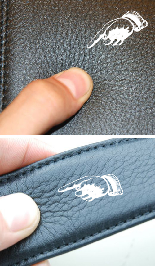 How to Tell Real Leather from Fake Leather / Style Dieter