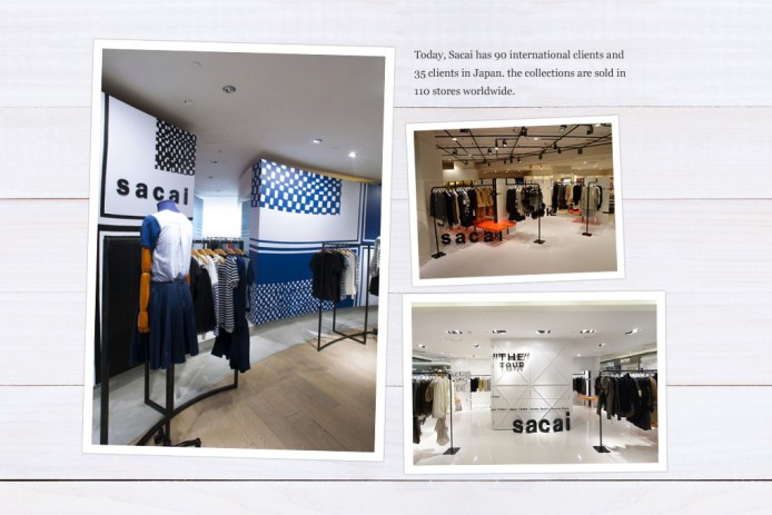 19 Sacai Worldwide Stores Sacai: From The Beginning (A Photo Story)