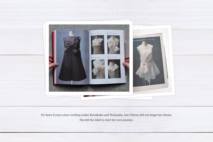 9 Chitose Left Comme Des Garcons1 Sacai: From The Beginning (A Photo Story)