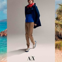 Armani Exchange Ss15 Campaign Fy1