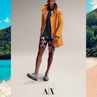 Armani Exchange Ss15 Campaign Fy2