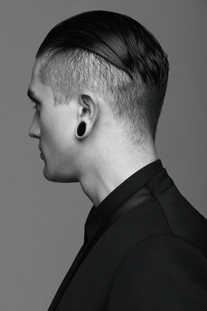 Undercut Hairstyle Flat Slicked Back Undercut Hairstyle: 45 Stylish Looks