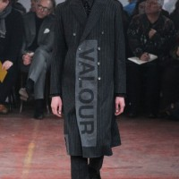 Alexander McQueen Fall 2015 Menswear