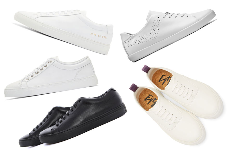 5 Classy Minimalist Leather Sneakers 1 The Classy & Minimalist Leather Sneakers
