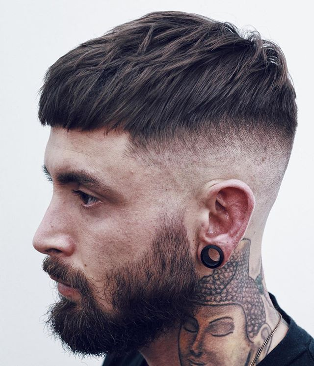 10 High Fade Bowl Cut Top The Fade Hairstyle: 24 Best Looks & Styles