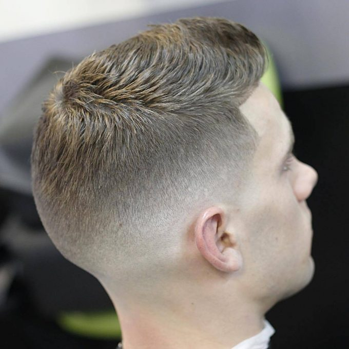13 High Fade With Ultra Short Top The Fade Hairstyle: 24 Best Looks & Styles