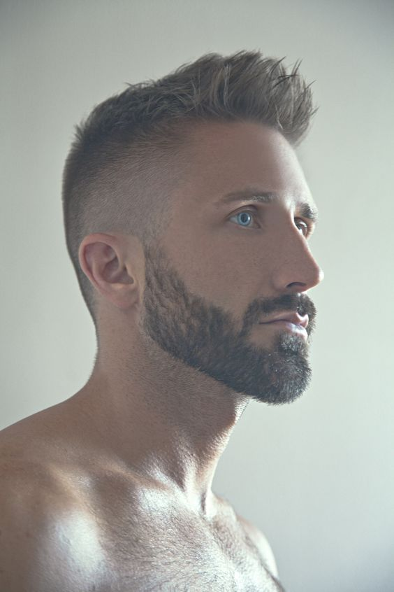 17 High Fade With Spikes The Fade Hairstyle: 24 Best Looks & Styles