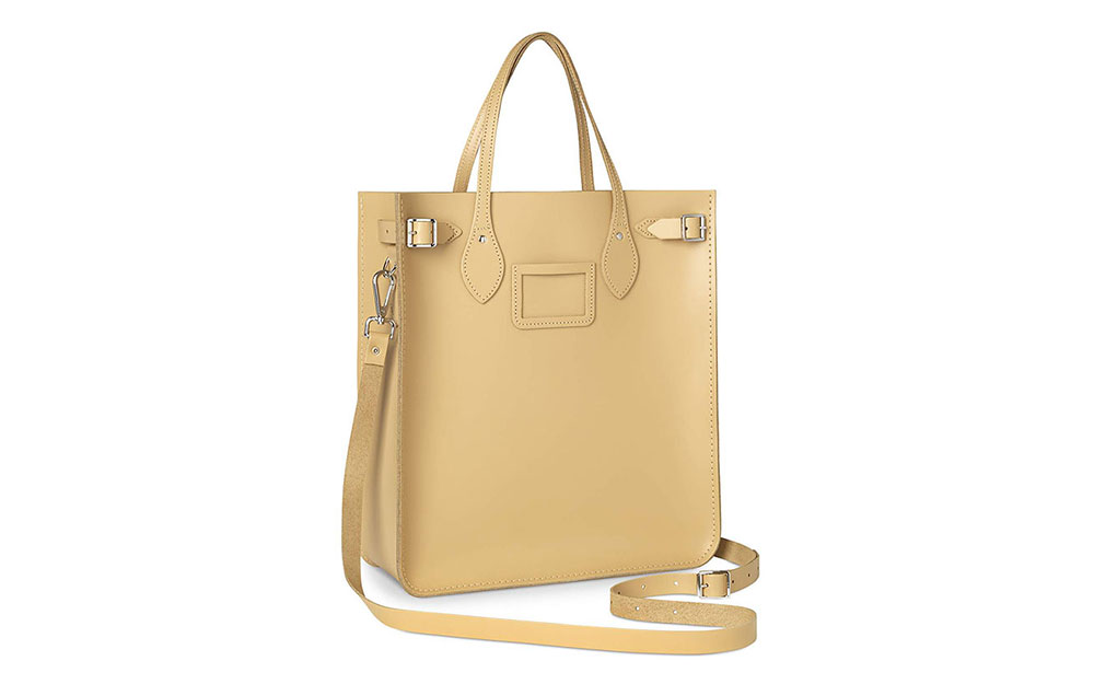 Cambridge Satchel North South Tote The Classy & Minimalist Leather Sneakers