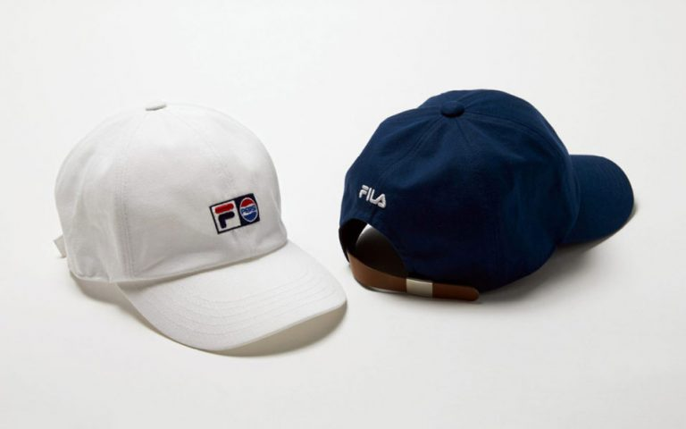 Fila X Pepsi Caps FILA X Pepsi Join Forces To Launch A Capsule Collection