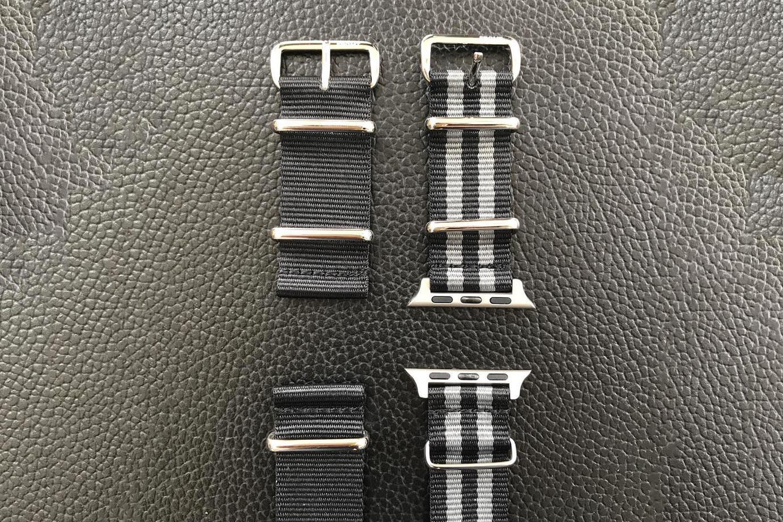Hiroshi Fujiwara Teases Fragment Design Nato Strap For Apple Watch Shopping Guides