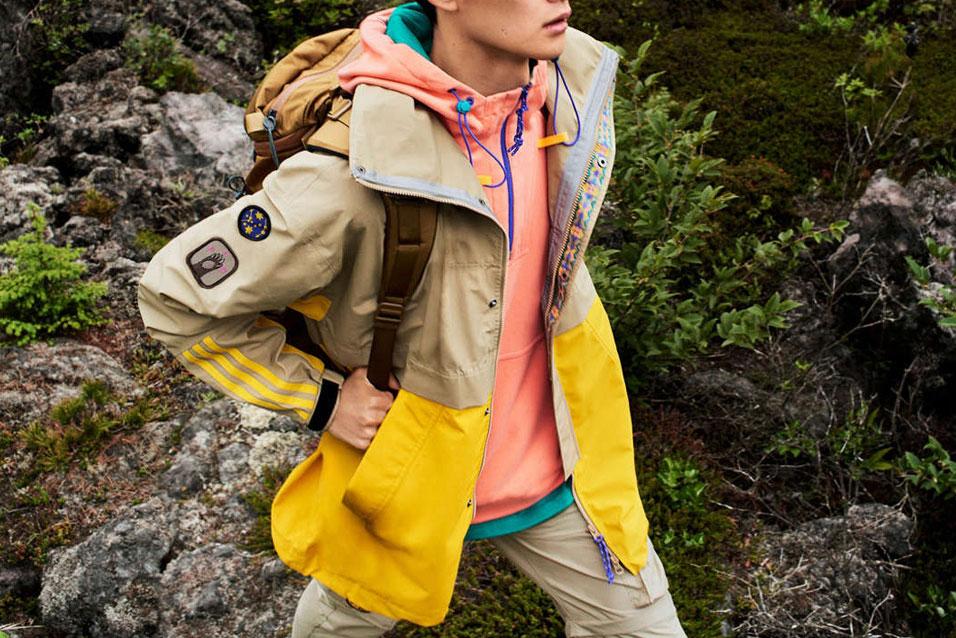 Pharrell X Adidas Originals Statement Hiking Pharrell Williams X Adidas Originals Unveil Statement Hiking Collection