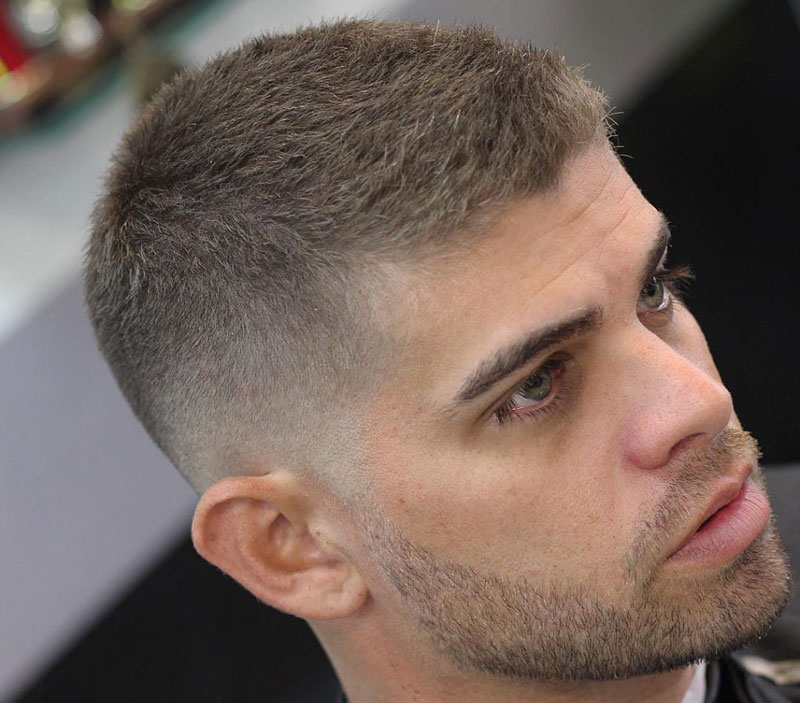 Buzz Cut Hairstyle: 6 Styles & 58 Looks - Hommes