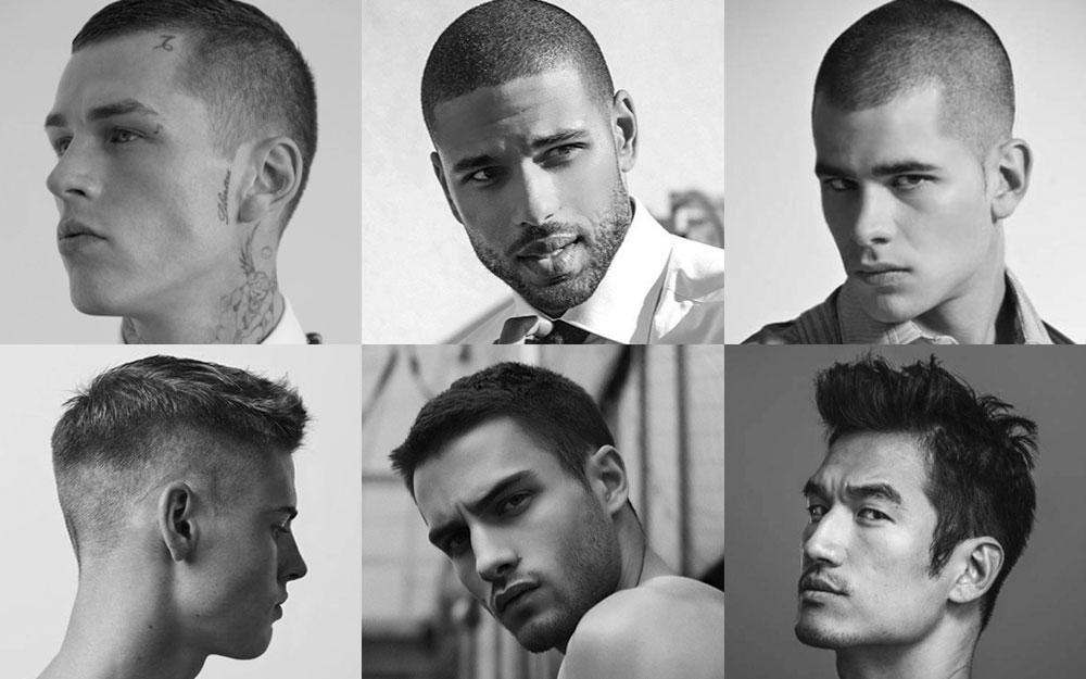 Buzz Cut Hairstyle Gallery Buzz Cut Hairstyle: 6 Styles & 58 Looks