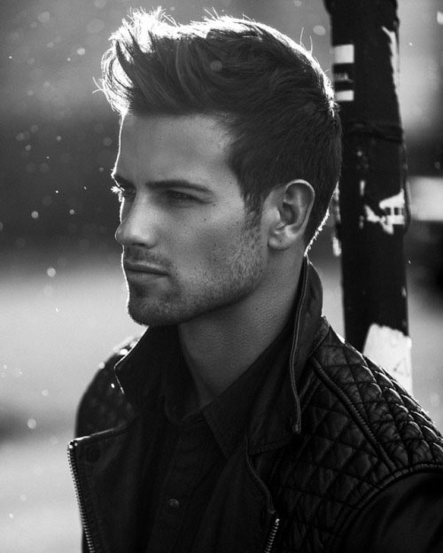 Alex Sewall Ivy League Hairstyle