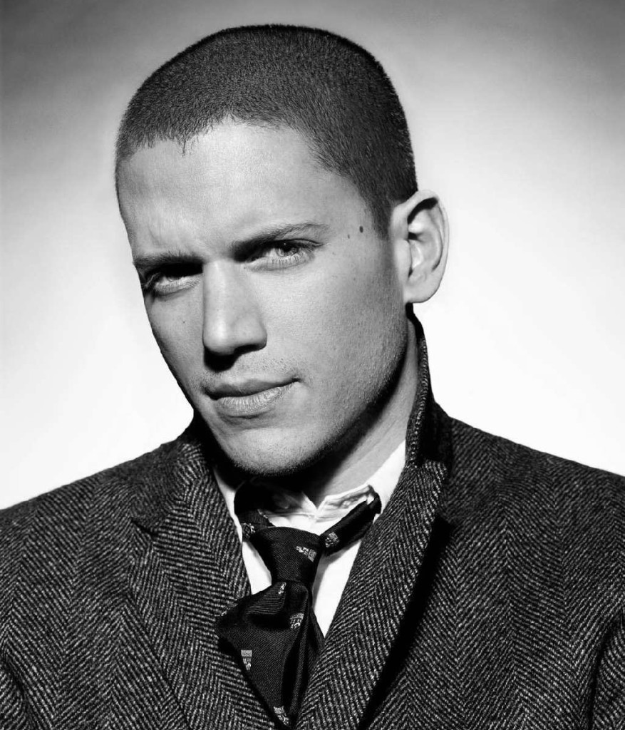 Wentworth Miller Hairstyle Buzz Cut Buzz Cut Hairstyle: 6 Styles & 58 Looks