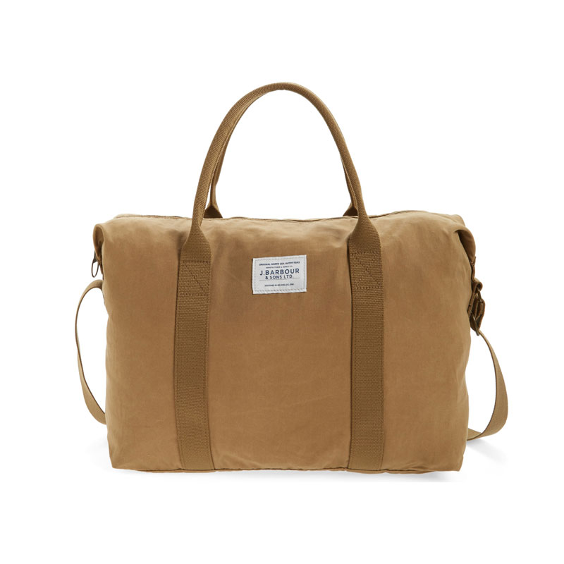 Barbour Dromond Canvas Holdall Bag 1 Shop