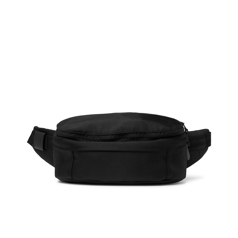 Radial Convertible Shell And Canvas Belt Bag