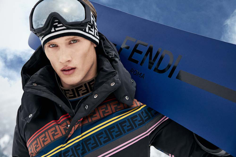 09 Leisurewear Fall Winter 2018 Fall Winter 2018: FENDI Leisurewear Collection