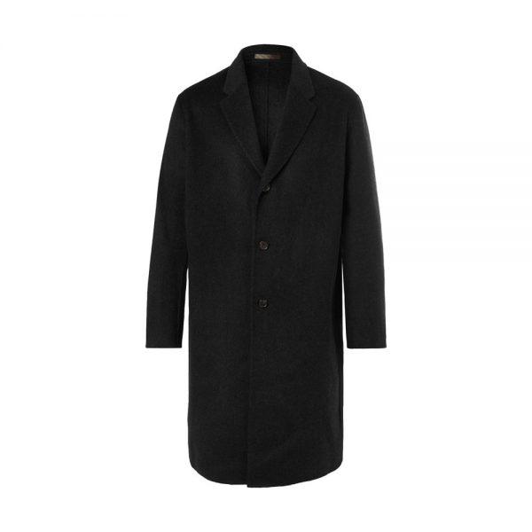 Acne Studios Chad Wool Coat 1 Acne Studios Chad Wool And Cashmere Blend Coat
