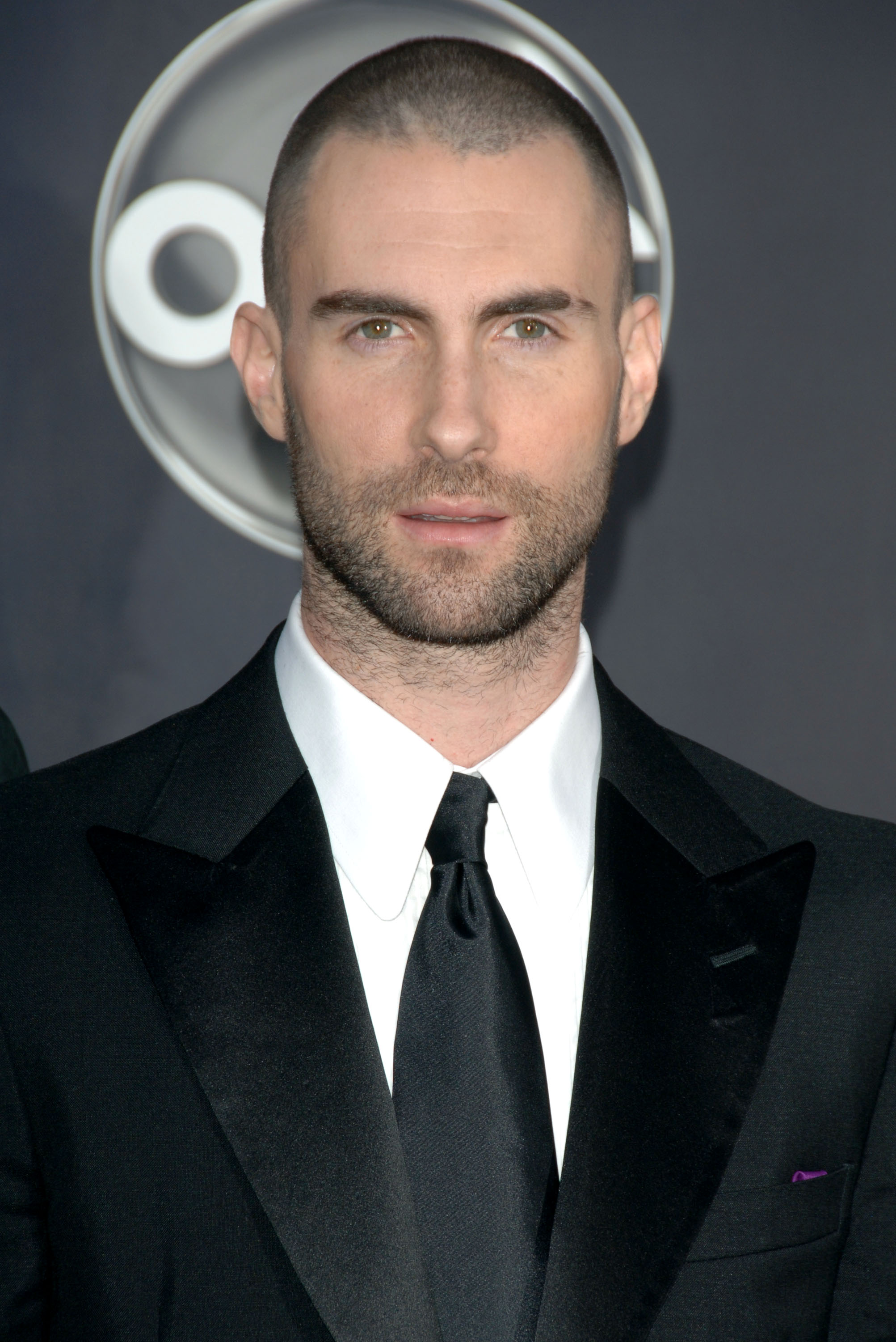 Shaved Head Hair Style 30 Adam Levine Hair Inspiration: The Classy Shaved Head