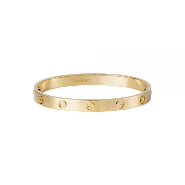 Cartier Love Bracelet Yellow Gold Cartier Love Bracelet Yellow Gold