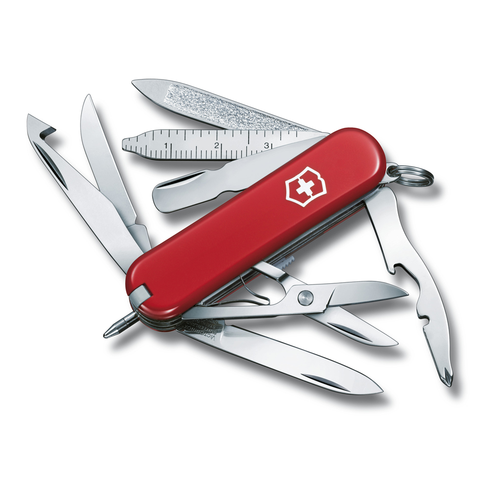 "Victorinox ""MiniChamp"" Swiss Army Knife"