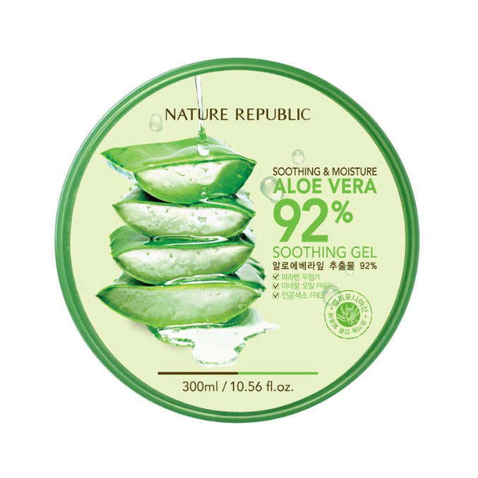 Natural Republic Aloe Vera The Best Skincare Deals Ever With Shopee For Men