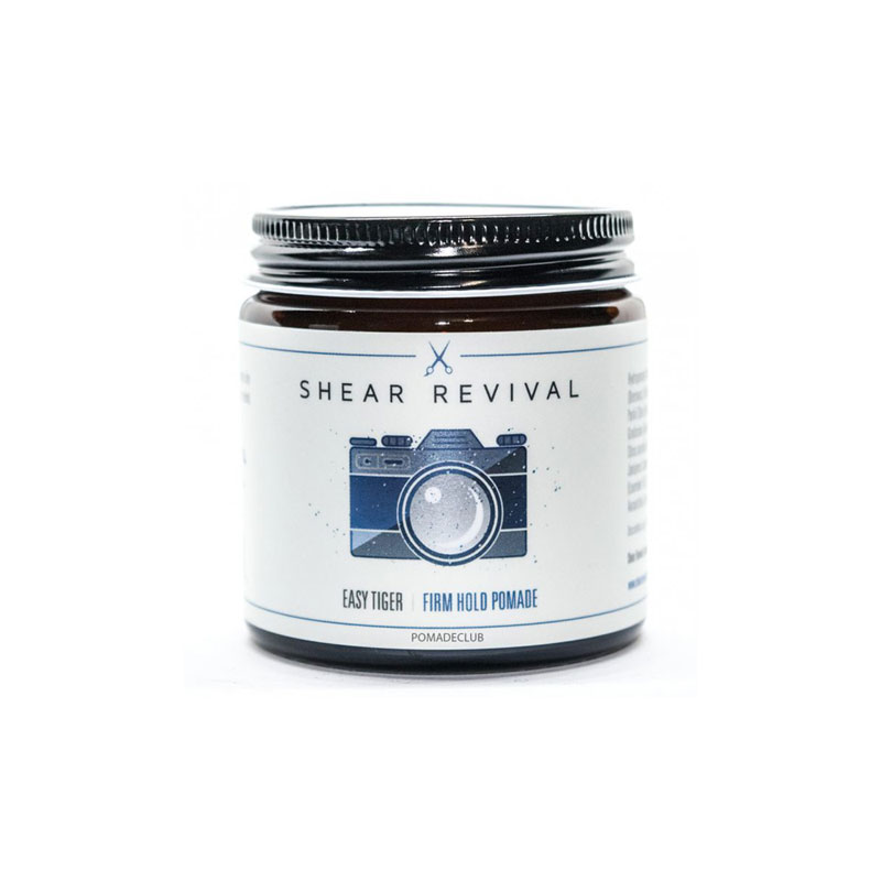 Shear Revival Easy Tiger Pomade Top 9 Super Strong Hold Oil Based Pomades