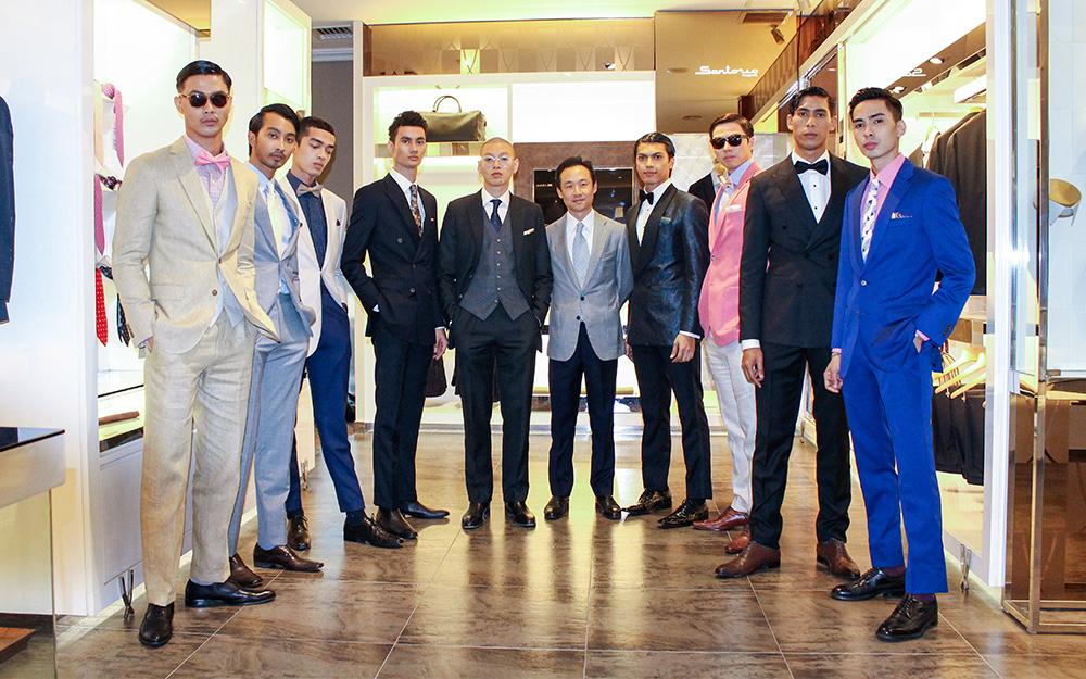 Wardrobes Wedding Bells Collection Sacoor Brothers Suria KLCC