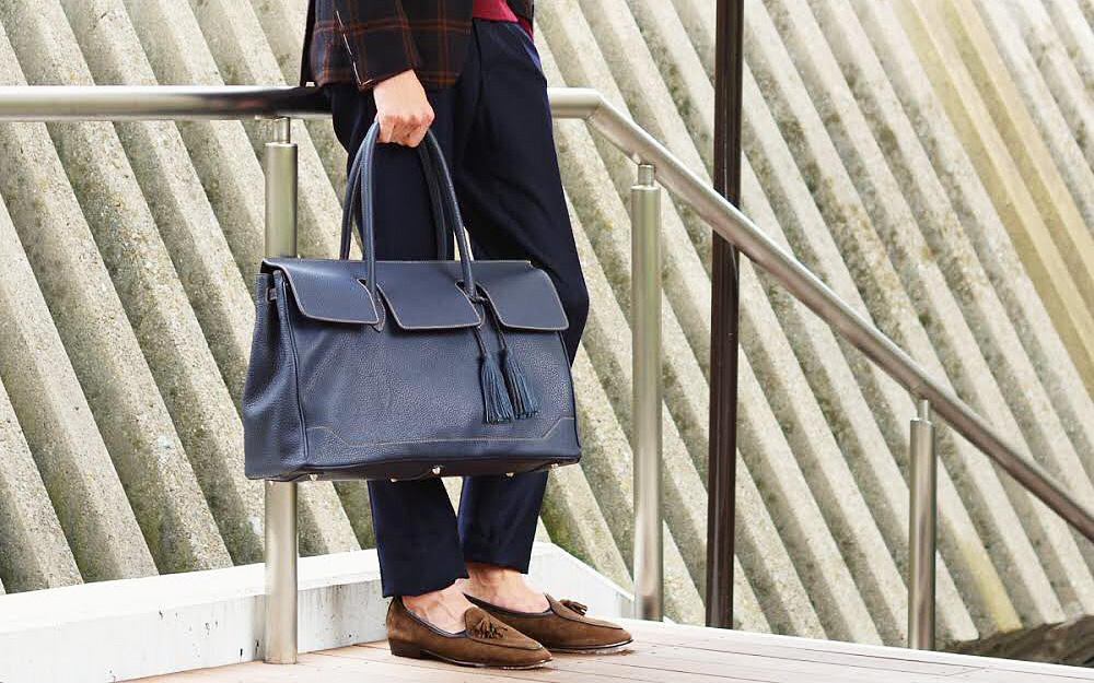 Best Men Tote Bags Cambridge Satchel North South Tote